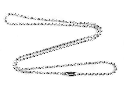 Ball Clasp Necklace (24