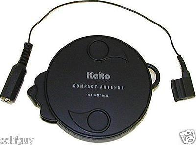 New Kaito T1 Shortwave Antenna for All Kaito Radios & Other
