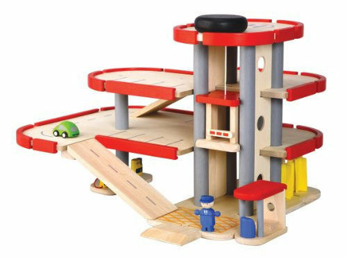 Wooden Toy Car Garage : How to choose a toy car park for toddler ebay