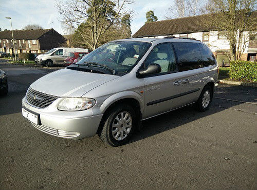 2018 chrysler grand voyager. beautiful 2018 chrysler grand voyager 25 crd 2004 108000 miles with mot 28042018 to 2018