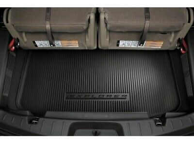 Ford Explorer Rear Cargo Mat OEM All Weather Fits 2011 - 2019 BB5Z-6111600-BB ()