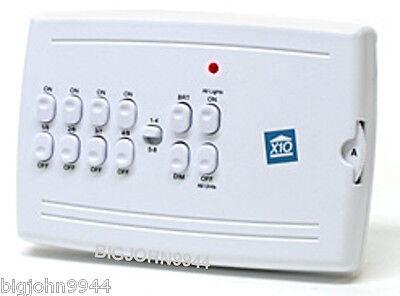 X10 MC10A 8 Unit Plug in Mini Controller (Updated MC460 ) Factory Fresh