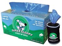 Summer Special // ScoopyBags: A year supply of dog poop bags!!!!