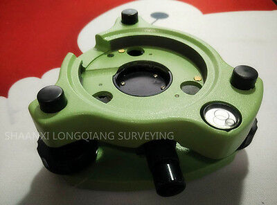 High Precision Tribrach With Optical Pummet For Leica Total Station