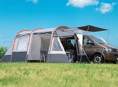 DWT Busvorzelt Pegasus III, Bus Vorzelt, Camping UVP 698,-- €