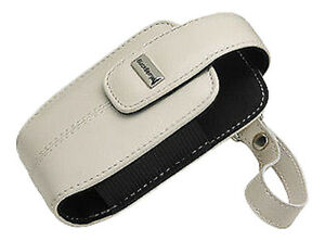 Genuine BlackBerry 8300 8310 8320 Leather Pouch Case UK