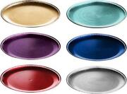 Colourful Dinner Plates