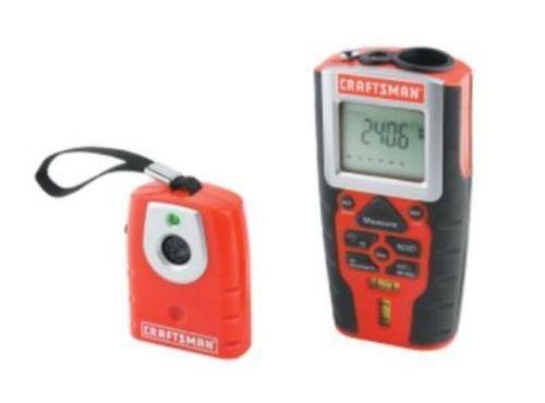 Craftsman Laser Measure Ebay