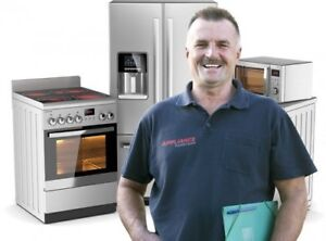 APPLIANCE INSTALLATION & REPAIR OSHAWA ~ 1-877-777-5808
