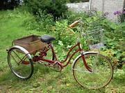 Tricycle Wheels