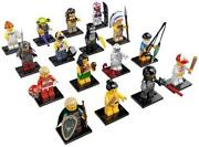 Lego Minifigures Series 3 Set