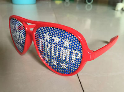 Make America Great Again - Donald Trump 2016 red sunglasses - Republican