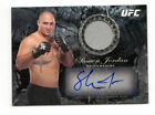 Topps UFC Single Mixed Martial Arts (MMA) Trading Cards