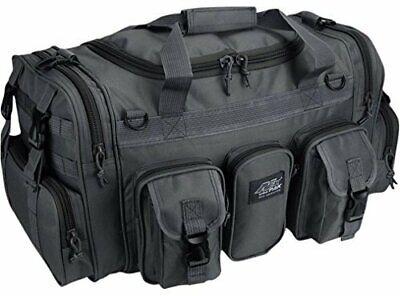 "Large 22"" Duffel  Military Molle Tactical Cargo Gear  Travel Bag - Gunmetal Grey"