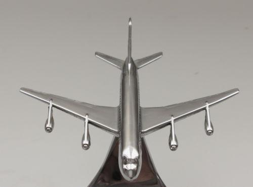 Art Deco Airplane Chrome Ebay