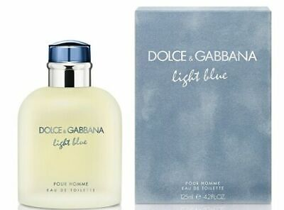 Dolce&Gabbana Light Blue 4.2oz Men's Eau de Toilette