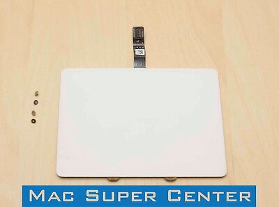 """Original Apple MacBook (2009-2010) A1342 13.3"""" Touchpad Trackpad Mouse w/ Screws"""