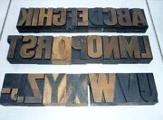 Alte Buchstaben