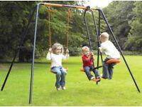 Brand new: Hedstrom 'Venus' (Swing and Glider Set) for Children 3+