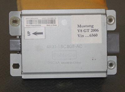 Ford Mustang Gt 05-09 Amplificador Amplificador Amplificador 4R3T-18C808-AC segunda mano  Embacar hacia Mexico