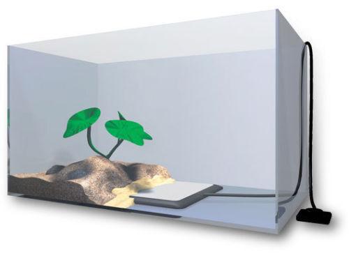 Aquarium_Bodenheizung