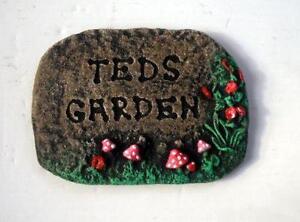 Garden Plaques eBay
