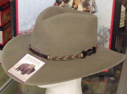 Gray Cowboy Hat  4ce3fdae2363