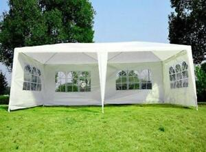 TENT SALE @ TRENDALS || NO TAX || FREE SHIPPING || Brand New 10x10 ft Easy Pop Up Wedding Party Pavilion Tent