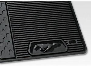 Mustang Floor Mats Ebay