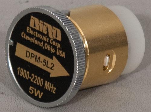 Bird DPM-5L2 125 mW-5 W 1900-2200 MHz Wattmeter Element/Slug for DPS/5010