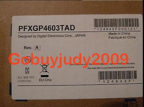NEW In Box Pro-face PFXGP4603TAD HMI touch screen Puluofeisi DHL Free