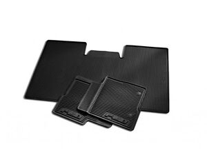 2010 2011 2012 2013 2014  FORD F150  SUPER CREW ALL WEATHER FLOOR MATS W/O SUB