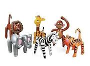 Inflatable Zoo Animals