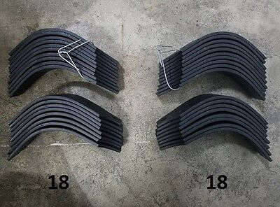 18 Each Lh Rh Tines For Land Pride Rtr2548-6 820-057c 820-058c