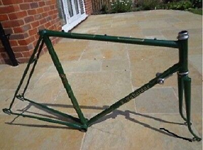 EPHGRAVE ITALIA BICYCLE FRAME  .........................  VINTAGE CLASSIC RACING