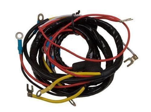Ford 8n Battery Wiring : Ford n wiring harness ebay