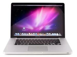 MACBOOK PRO 15 inch C2D 2.8 ghz 8GB 500GB Nvidia GeForce 9600m OFFICE PRO 2016,LOGIC PRO,MASTER SUITE