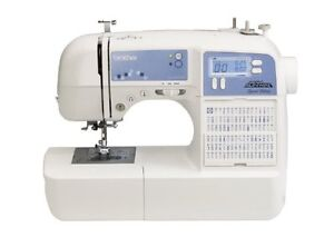 Brother XR9500PRW Limited Edition Project Runway Sewing Machine with 100 Built-i