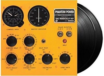 The Tragically Hip - Phantom Power [New Vinyl LP] Canada - Import