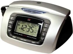 GE  Single LANDLINE Corded Phone & AM/FM RADIO & CALLER ID & DUAL ALARM CLOCK
