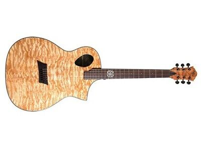 Michael Kelly Forte Port X Acoustic-Electric Guitar (Natural)