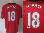 Man UTD Signed Shirt