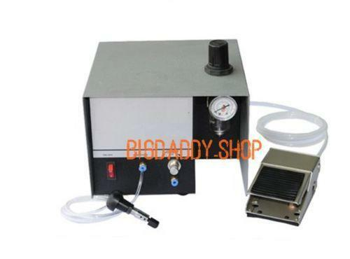 jewelry engraving machine used