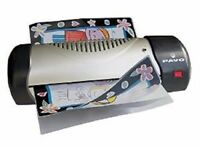 PAVO ECOMASTER A4 LAMINATOR IN ORIGINAL BOX