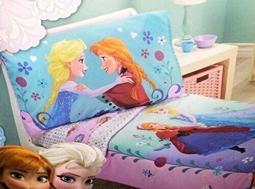 Disney Frozen 4 Piece Toddler Bedding Set - My Sister
