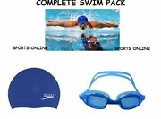Swimming Goggles & Caps