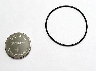 Battery Kit For Scubapro Chromis Dive Computer