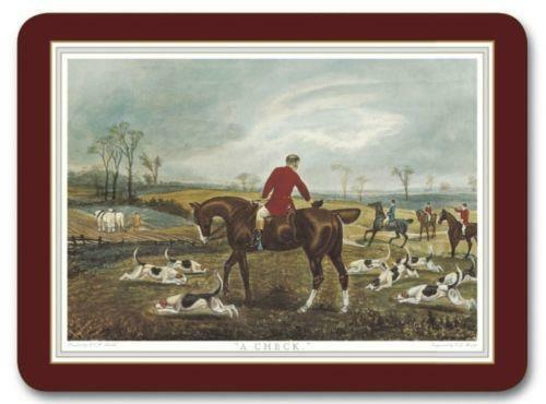 Hunting Placemats Ebay