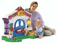 Fisher Price Laugh and Learn Home / play house