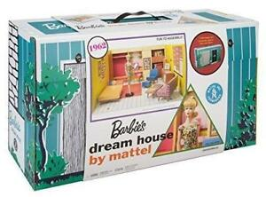 New Barbie Dream House (1962 Reproduction)